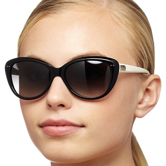 eafba2acf8 Kate Spade New York Angelique Cat-Eye Sunglasses